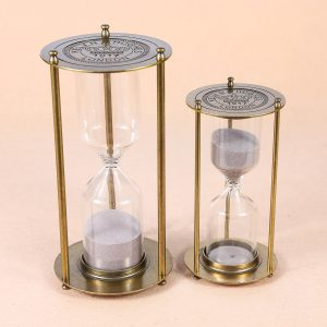 Doster Hourglass Decor | Living Space
