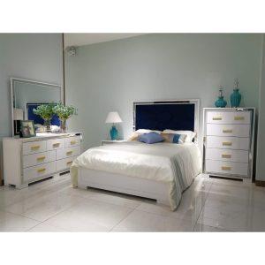 Aqua Bedroom Suite | Living Space