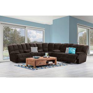 Bouffard Corner Lounge Suite | Living Space