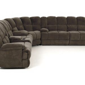 Boufford Sectional Corner Recliner Lounge Suite | Living Space