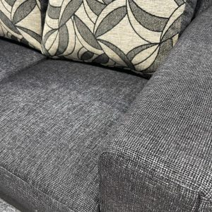 Connor Lounge Suite - Ash Grey | Living Space