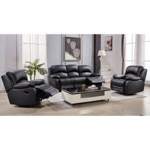 Durham Recliner Lounge Suite | Living Space