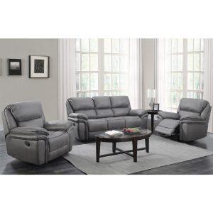 Hershman Recliner Lounge Suite | Living Space