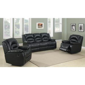 Lara 3-Piece Recliner Lounge Suite | Living Space