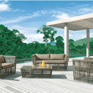 Bessie Outdoor Lounge Suite | Living Space