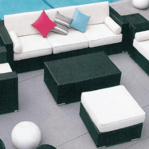 Colin Outdoor Lounge Suite | Living Space