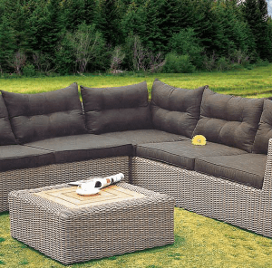 Marina Outdoor Lounge Suite | Living Space