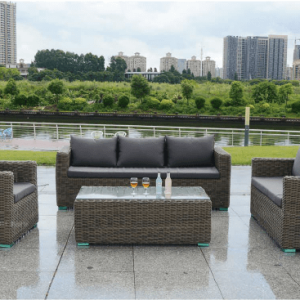 Piha Outdoor Lounge Suite | Living Space