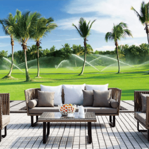 Tessio Outdoor Lounge Suite | Living Space