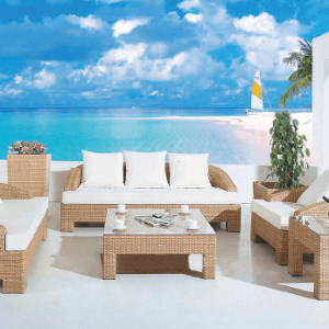 Winnie Outdoor Lounge Suite | Living Space