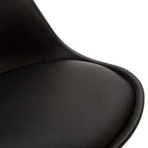 isabella dining chair black 3