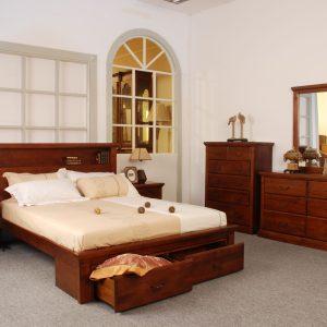 Bellaby Bedroom Suite | Living Space