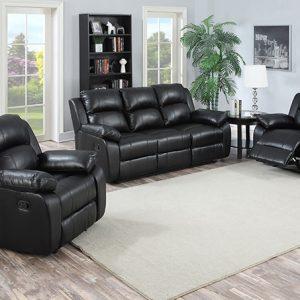 Kannon Recliner Lounge Suite | Living Space
