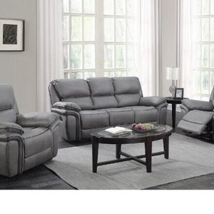 Mirac Recliner Lounge Suite | Living Space
